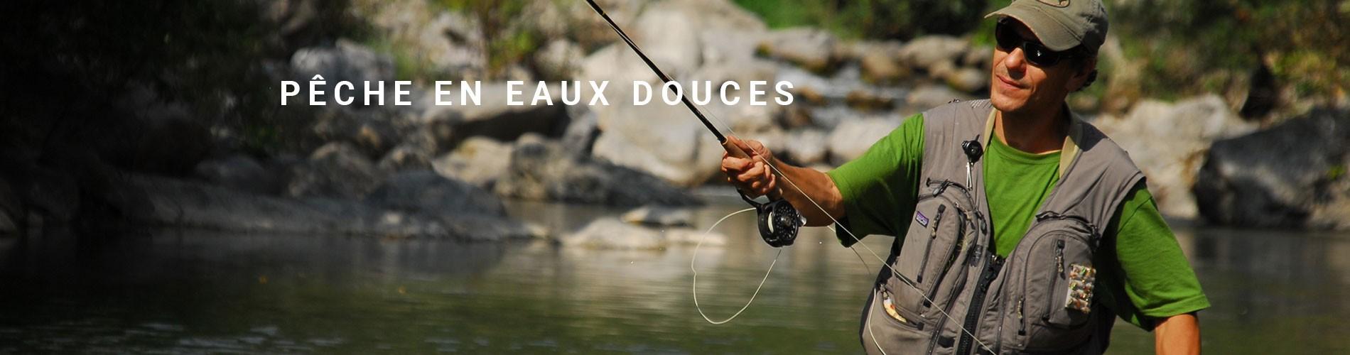 Pêche en eaux douces